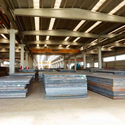 Setal commercio lamiere acciaio Brescia